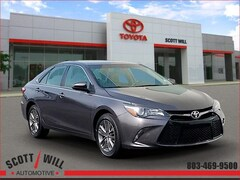 Used 2016 Toyota Camry Sedan for sale in Sumter, SC