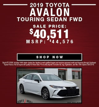 2019 Toyota Avalon Touring Sedan FWD