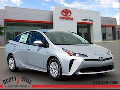 New 2019 Toyota Prius LE Hatchback for sale in Sumter, SC
