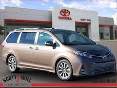 New 2019 Toyota Sienna Limited Premium 7 Passenger Van for sale in Sumter, SC