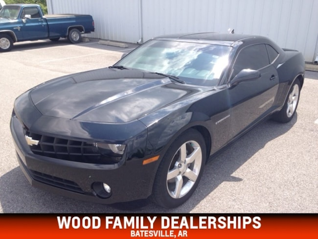 2013 Chevrolet Camaro 1LT Coupe