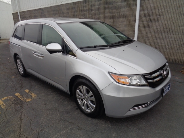 2015 Honda Odyssey EX-L Passenger Van