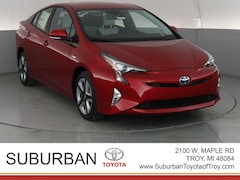 New 2018 Toyota Prius Four Touring Hatchback Troy MI
