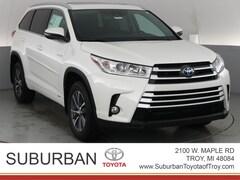 2018 Toyota Highlander Hybrid XLE V6 SUV Troy MI