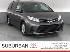 2018 Toyota Sienna LE 8 Passenger Van Passenger Van Troy MI