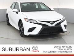 New 2019 Toyota Camry SE Sedan Troy MI