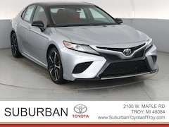 New 2019 Toyota Camry XSE Sedan Troy MI