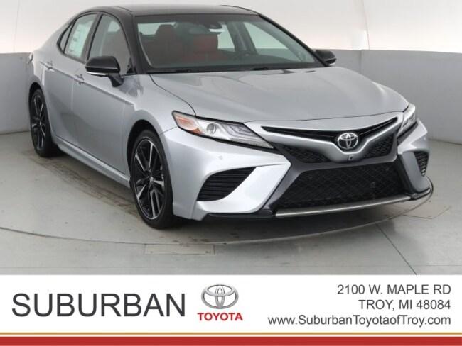 New 2019 Toyota Camry For Sale Troy Mi Vin 4t1b61hk6ku183267