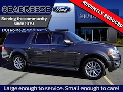 2017 Ford Expedition EL Limited 4x4 Limited  SUV