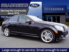 2010 Mercedes-Benz C-Class C 350 Sport Sedan