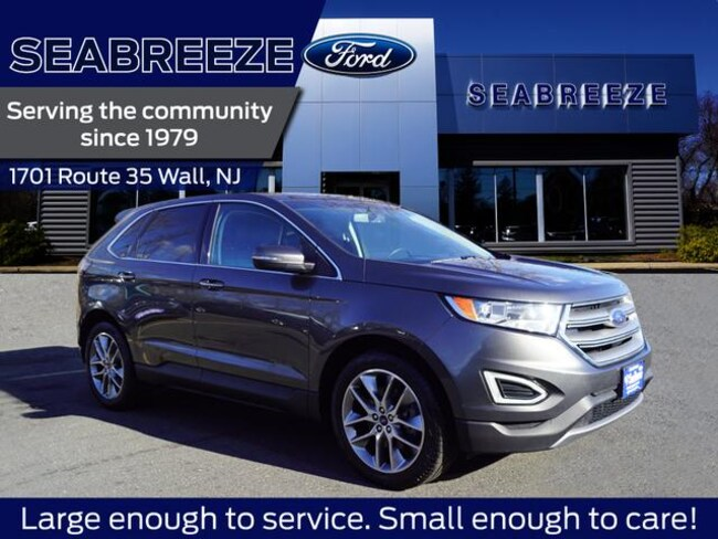 2015 Ford Edge Titanium AWD Crossover