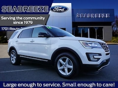 2016 Ford Explorer XLT AWD SUV
