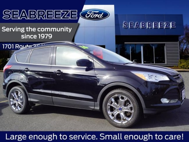 2016 Ford Escape SE AWD SUV