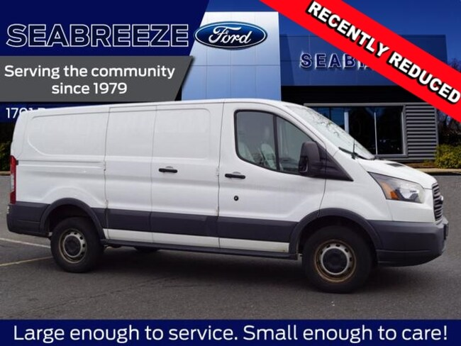 2015 Ford Transit Cargo 250 SWB Low Roof Cargo Van w/60/40 Passenger Side