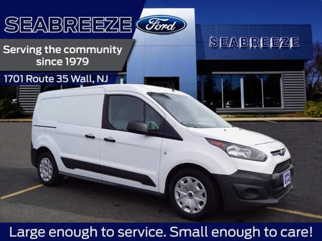 2016 Ford Transit Connect Cargo XL LWB Cargo Mini-Van w/Rear Cargo Doors