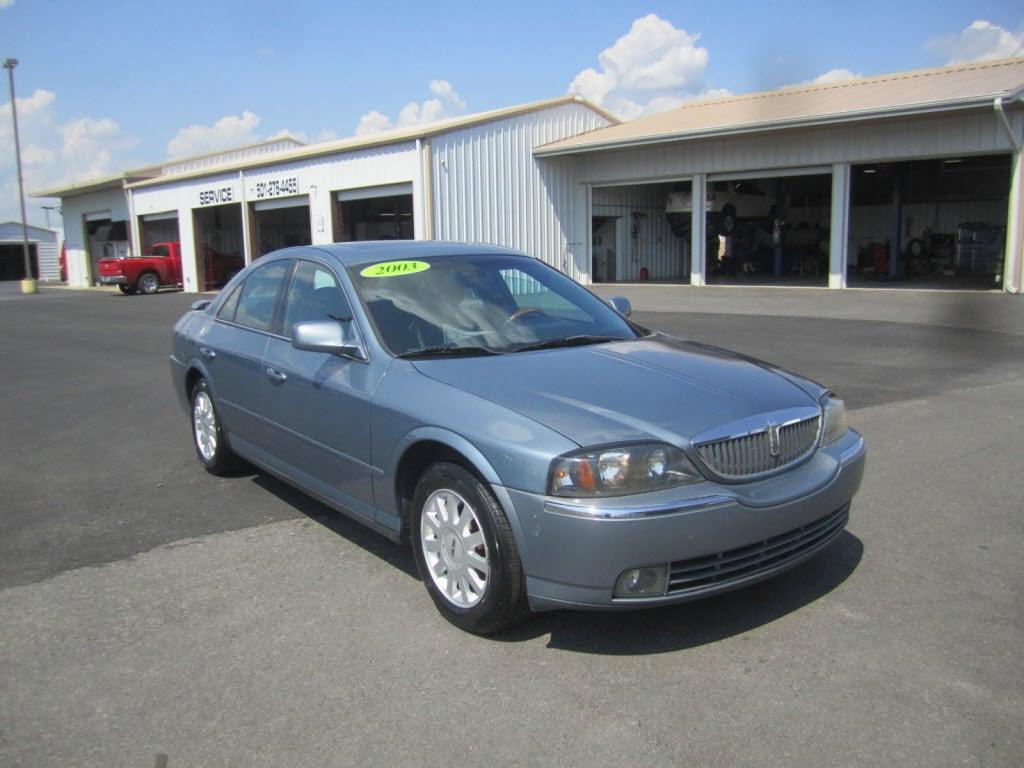 2003 Lincoln LS V6 Sedan