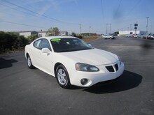 2008 Pontiac Grand Prix Base Sedan