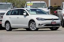 2019 Volkswagen Golf Sportwagen S Wagon