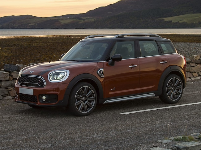 2019 MINI Countryman Cooper S Iconic SUV