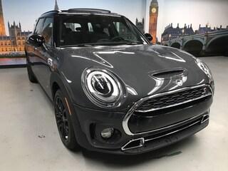 2019 MINI Clubman Cooper S Signature Wagon