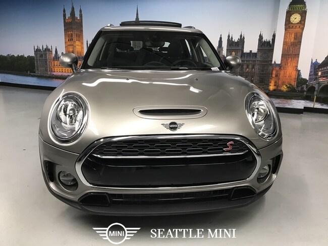 New 2019 Mini Clubman For Sale At Seattle Mini Vin Wmwlu5c55k2g05127