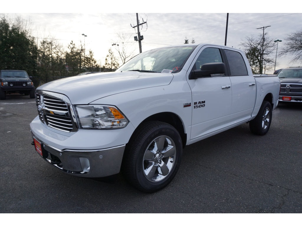 new 2017 ram 1500 big horn for sale ocean township nj. Black Bedroom Furniture Sets. Home Design Ideas