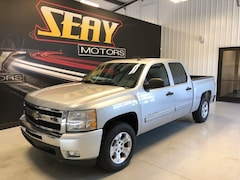 Used Vehicles 2010 Chevrolet Silverado 1500 LT Truck Crew Cab In Mayfield, KY