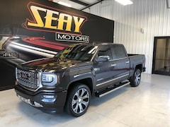 Used 2016 GMC Sierra 1500 Denali Truck Crew Cab for sale in Mayfield, KY