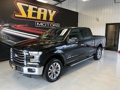 Used Vehicles 2015 Ford F-150 FX-4 Truck SuperCrew Cab In Mayfield, KY