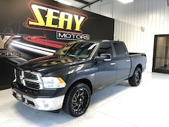 Used 2015 Ram 1500 Big Horn Truck Crew Cab for sale in Mayfield, KY