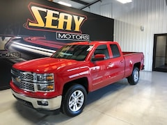 Used Vehicles 2015 Chevrolet Silverado 1500 LT Truck Double Cab In Mayfield, KY
