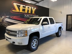 Used Vehicles 2013 Chevrolet Silverado 1500 LT Truck Crew Cab In Mayfield, KY