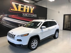 Used Vehicles 2016 Jeep Cherokee Latitude SUV In Mayfield, KY