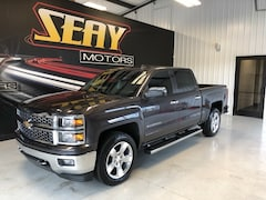 Used Vehicles 2015 Chevrolet Silverado 1500 LT Truck Crew Cab In Mayfield, KY