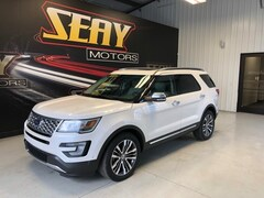Used Vehicles 2016 Ford Explorer Platinum SUV In Mayfield, KY