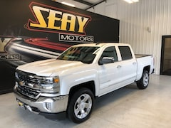 Used 2017 Chevrolet Silverado 1500 LTZ Truck Crew Cab for sale in Mayfield, KY