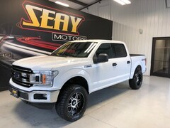 Used 2018 Ford F-150 XLT Truck SuperCrew Cab for sale in Mayfield, KY