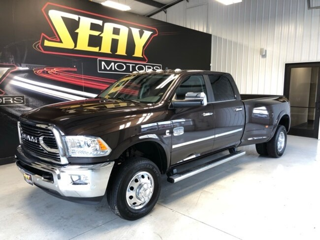 Used 2017 Ram 3500 Laramie Longhorn Truck Crew Cab for sale in Mayfield, KY