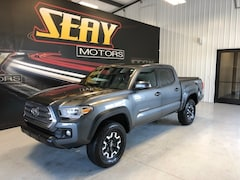 Used Vehicles 2017 Toyota Tacoma TRD Sport Truck Double Cab In Mayfield, KY
