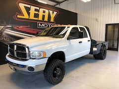 Used Vehicles 2005 Dodge Ram 3500 SLT Truck Quad Cab In Mayfield, KY