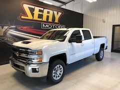 Used Vehicles 2018 Chevrolet Silverado 2500HD LT Truck Crew Cab In Mayfield, KY
