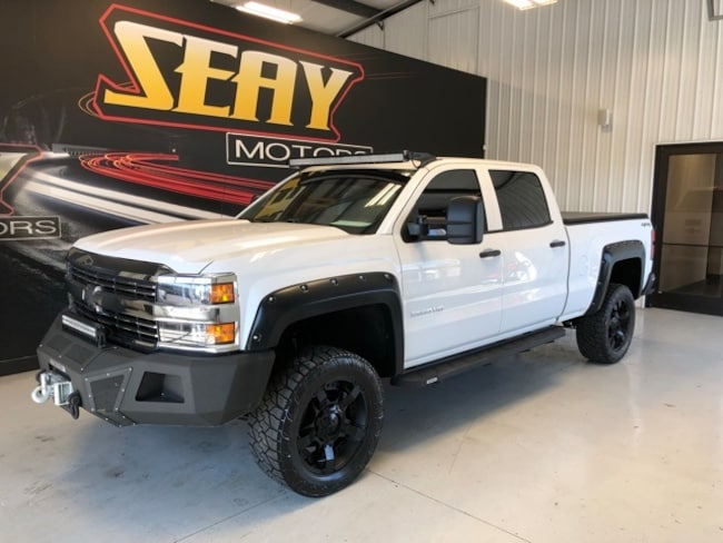 Used 2015 Chevrolet Silverado 2500HD LT Truck Crew Cab for sale in Mayfield, KY