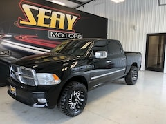 Used Vehicles 2012 Ram 1500 Laramie Longhorn Truck Crew Cab In Mayfield, KY