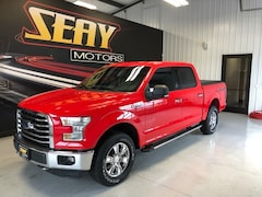 Used Vehicles 2015 Ford F-150 XLT Truck SuperCrew Cab In Mayfield, KY