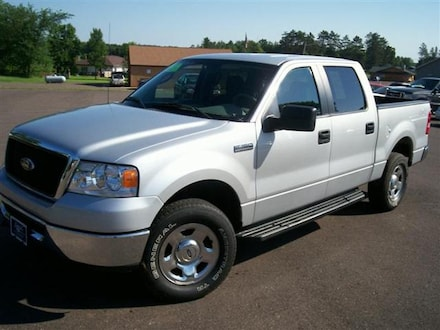 2008 Ford F-150 XLT Crew Cab Short Bed Truck