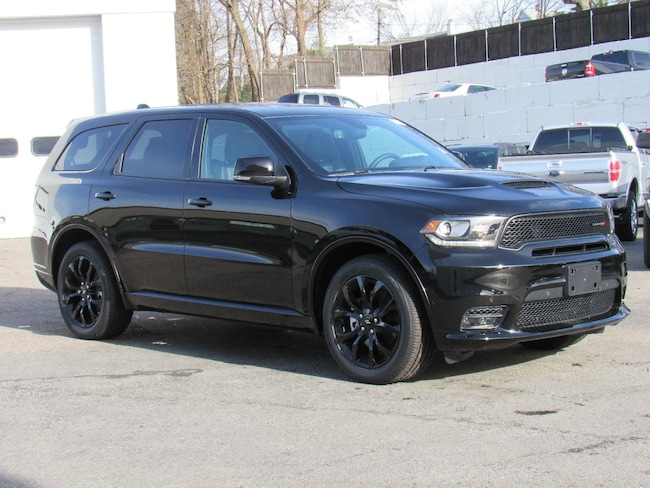 New 2019 Dodge Durango R/T AWD Sport Utility Near Norwich