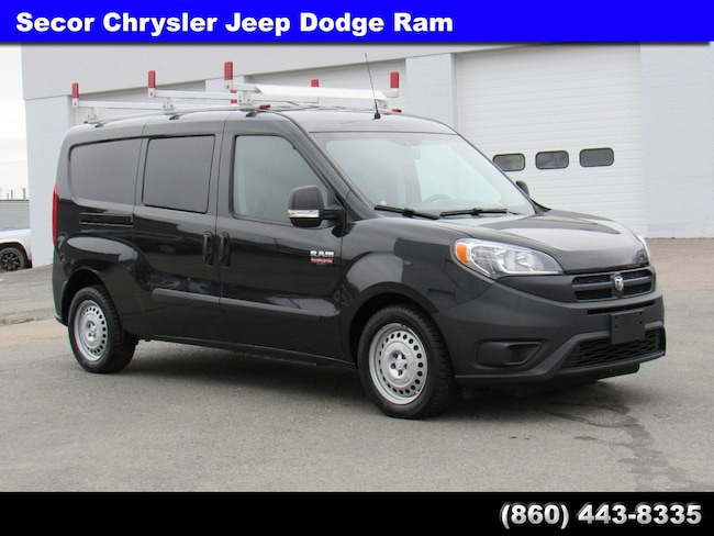 Used 2016 Ram Promaster City Cargo Van Tradesman 122 WB Tradesman for sale in New London