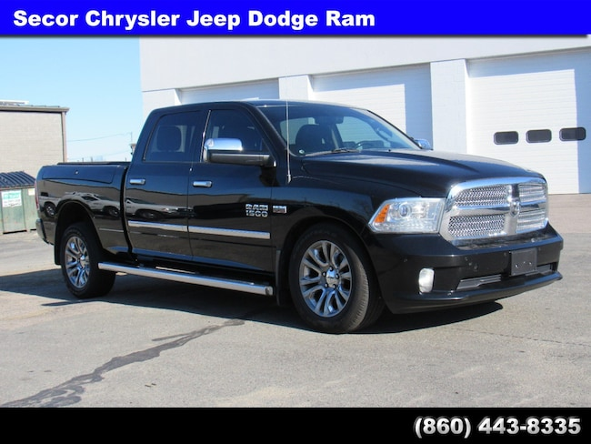 Used 2014 Ram 1500 Longhorn Limited 4WD Crew Cab 149 Longhorn Limited for sale in New London