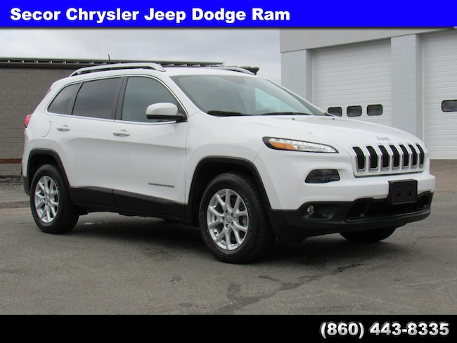 Used 2016 Jeep Cherokee Latitude 4WD  Latitude for sale in New London