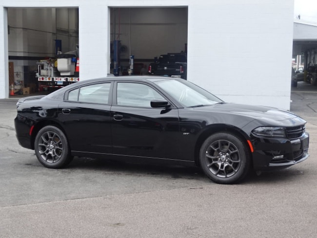 New 2018 Dodge Charger GT AWD Sedan Near Norwich
